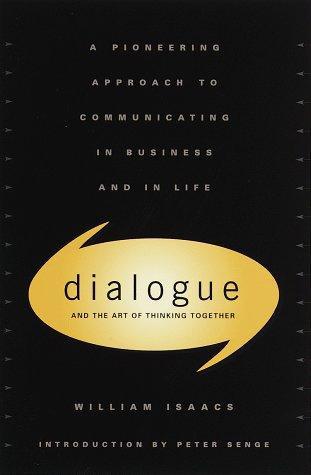 El diálogo y el arte de pensar en conjunto