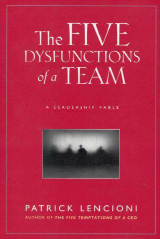 Las cinco disfunciones de un equipo