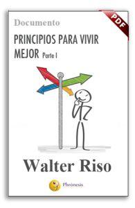Principios para vivir mejor